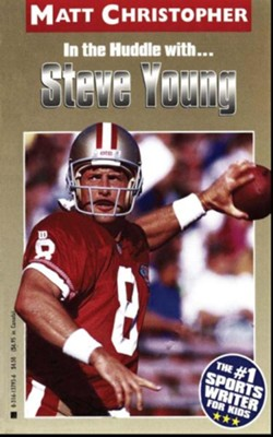 Steve Young (In the Huddle with ): In the Huddle with - eBook  -     By: Matt Christopher