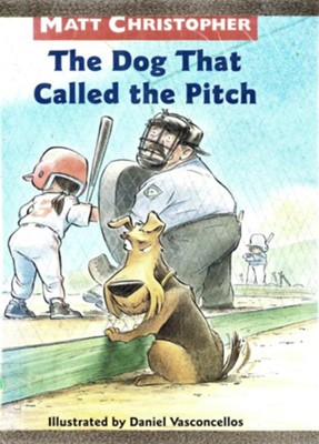 The Dog That Called the Pitch - eBook  -     By: Matt Christopher