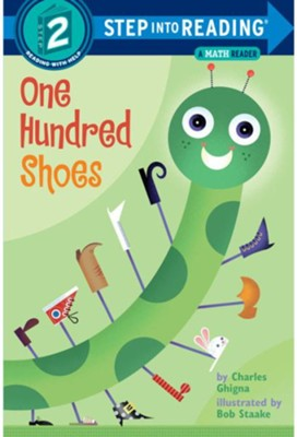 One Hundred Shoes  -     By: Charles Ghigna