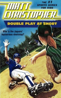 Double Play at Short - eBook  -     By: Matt Christopher     Illustrated By: Karen Meyer