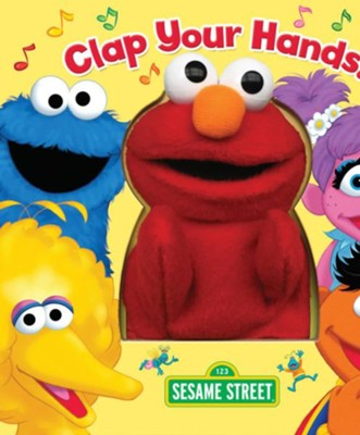 Clap Your Hands! (Sesame Street)  -     By: Random House