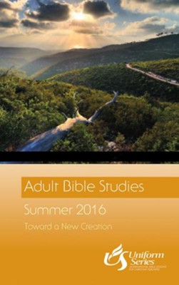 Adult Bible Studies Summer 2016 Student - eBook  -     By: Clara Welch