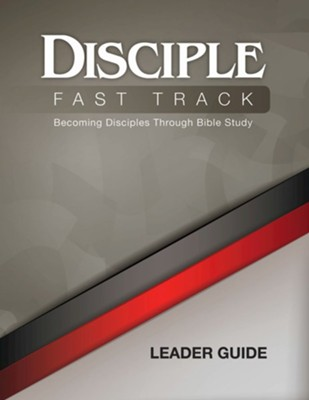 Disciple Fast Track Leader Guide - eBook  -     By: Susan Fuquay