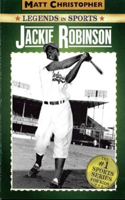 Jackie Robinson: Legends in Sports - eBook  -     Edited By: Glenn Stout     By: Matt Christopher