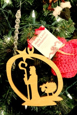 Shepherd Ornament  -