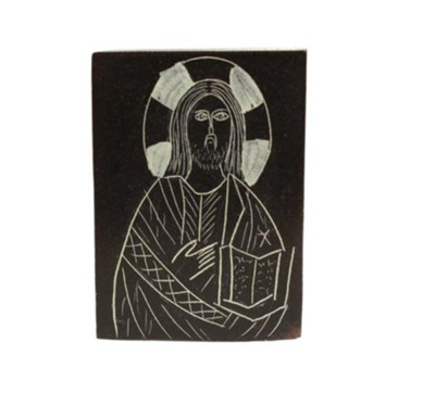 Christ The Pantocrator Magnet  -