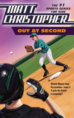 Out at Second - eBook  -     By: Matt Christopher