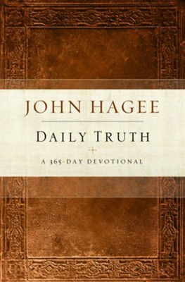 Daily Truth Devotional: A 365 Day Devotional - eBook  -     By: John Hagee