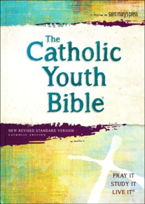 The Catholic Youth Bible, 4th edition, NRSV: New Revised Standard Version   -