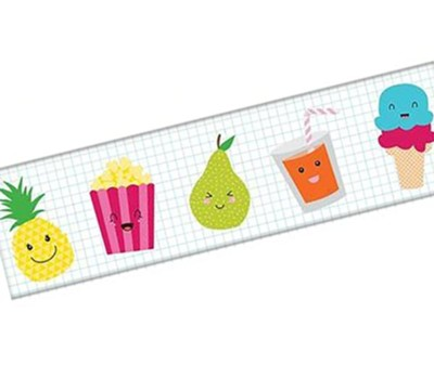 School Pop Pop Delight Straight Border, Grades PreK-8  -