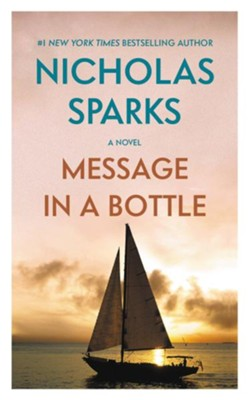 Message in a Bottle - eBook  -     By: Nicholas Sparks