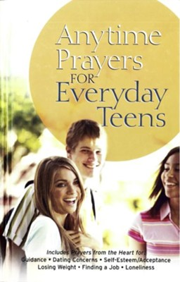 Anytime Prayers for Everyday Teens - eBook  -     By: David Bordon, Tom Winters