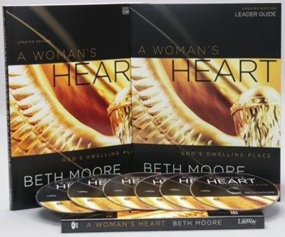 A Woman's Heart, DVD Leader Kit, Updated   -     By: Beth Moore