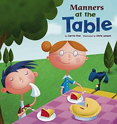 Manners at the Table  -