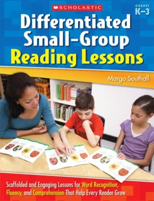 Differentiated Small-Group Reading Lessons  -     By: Margo Southall