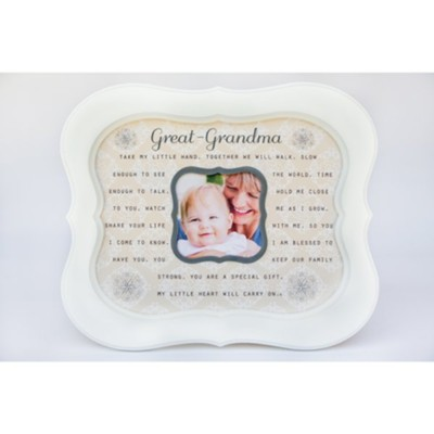 Great Grandma Vintage Photo Frame  -     By: Vintage Love