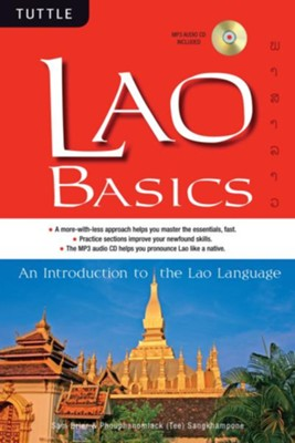 Lao Basics: An Introduction to the Lao Language  -     By: Sam Brier, Phouphanomlack Sangkhampone