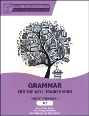 Grammar for the Well-Trained Mind Level 1 Student Package  -     By: Susan Wise Bauer, Audrey Anderson