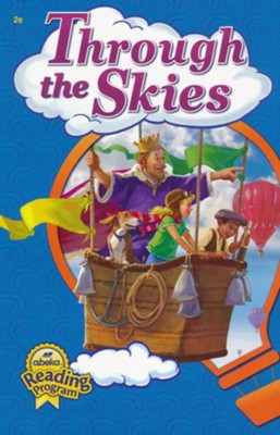 Through the Skies Grade 2 Reader   -