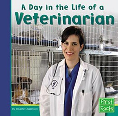Day in the Life of a Veterinarian  -