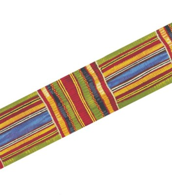 Kente Cloth Bolder Borders (35 1/2 Feet)   -