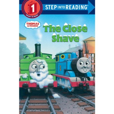 Thomas & Friends: The Close Shave  -     By: Rev. W. Awdry     Illustrated By: Richard Courtney