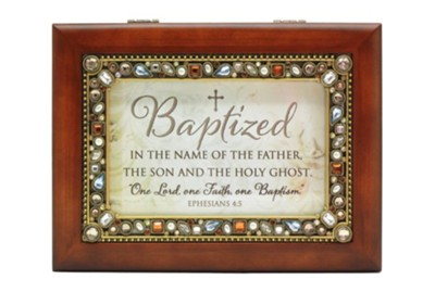Baptized in the Name of the Father, Music Box  -