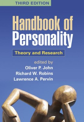 Handbook of Personality: Theory and Research- Third Edition  -     By: John P. Oliver