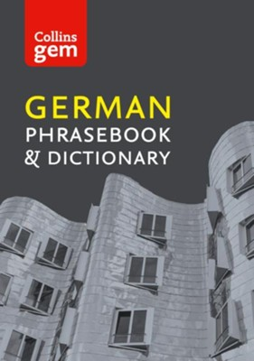 Collins Gem German Phrasebook and Dictionary (Collins Gem) - eBook  -     By: Collins Dictionaries