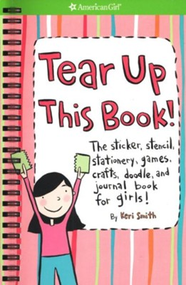 Tear Up This Book!  -     By: Keri Smith