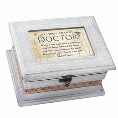 Amazing Doctor, Petite Music Box  -