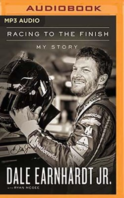 Racing to the Finish: My Story - unabridged audiobook on MP3-CD