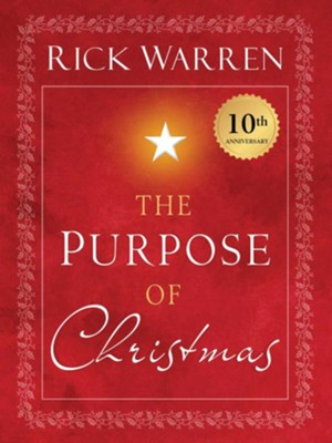 The Purpose of Christmas - eBook  -     By: Rick Warren
