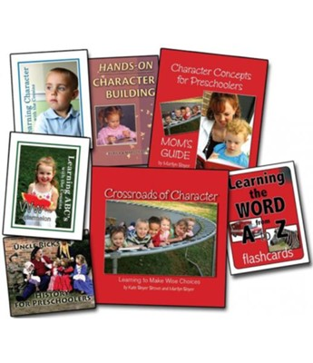 Character Concepts Curriculum: Level 1 Basic (Ages 4 to 6 Years; Preschool & Kindergarten)  -     By: Rick Boyer, Marilyn Boyer