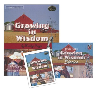 Character Concepts Curriculum: Growing in Wisdom, Level 5 (Ages 8-13)  -     By: Rick Boyer, Marilyn Boyer
