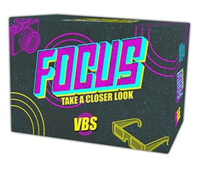 Focus Starter Kit + USB - Orange VBS 2020  -