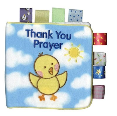My First Taggies Book: Thank You Prayer   -