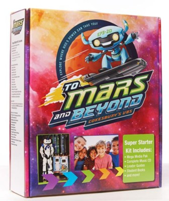 To Mars and Beyond--Super Starter Kit with Digital Edition   -