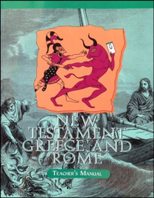 New Testament Greece & Rome School Manual  -     By: Marlin Detweiler, Laurie Detweiler
