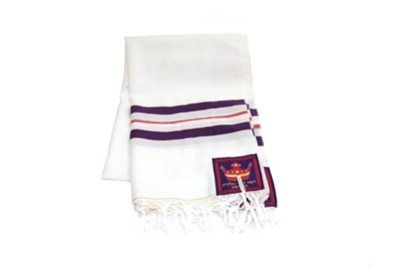 Queen Esther Prayer Shawl  -