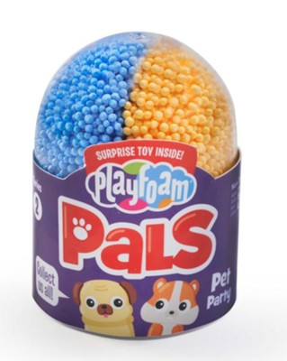 Playfoam Pals &#034Pet Party&#034 Series 2, 2 Pack  -