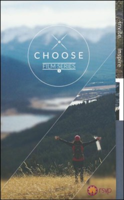 Choose Fim Series 5 - DVD and booklet  -