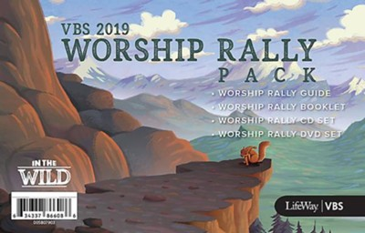 In The Wild: Worship Rally Pack  -