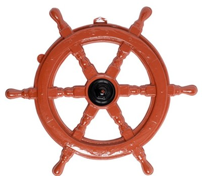 Big Fish Bay: 24 Ship's Wheel   -     By: Big Fish Bay