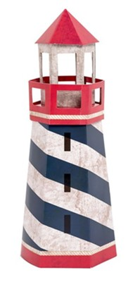 Big Fish Bay: Lighthouse Centerpiece  -     By: Big Fish Bay