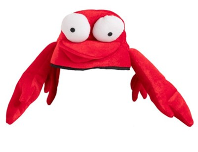 Big Fish Bay: Happy Crabbie Hat  -     By: Big Fish Bay