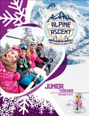 Alpine Ascent: Junior Grades 5 & 6 Teacher  -