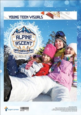 Alpine Ascent: Young Teen Grades 7-9 Visuals  -