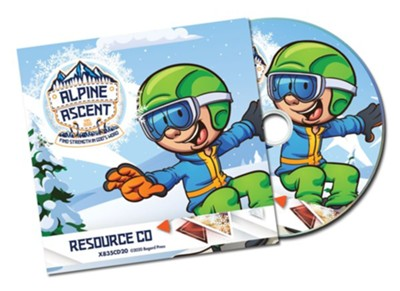 Alpine Ascent: Resource CD  -