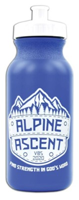 Alpine Ascent: Water Bottle  -